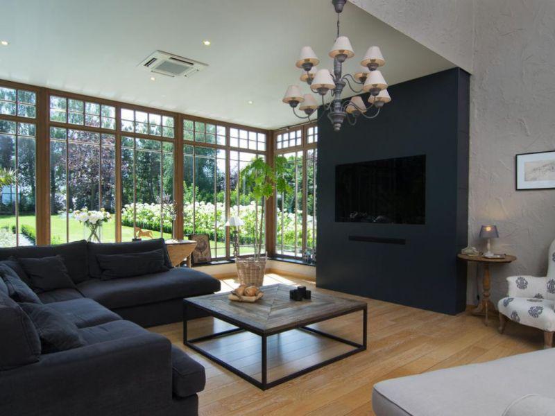 Extension de maison en bois en belgique id es et prix for Annexe en bois pour maison