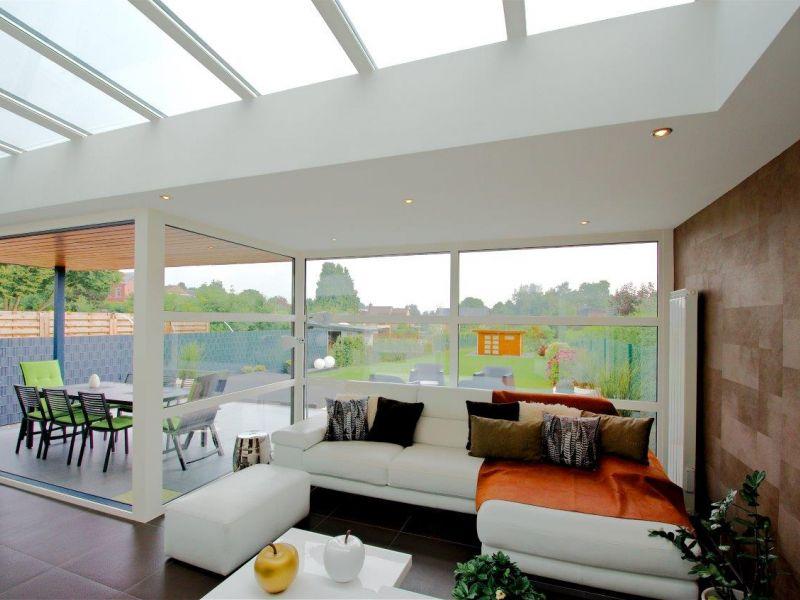 Annexe maison bois un projet en bois extension les for Annexe maison moderne