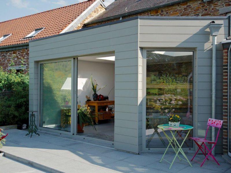 prix extension bois 20m2 perfect fenetre pvc rt pour fenetre de la maison beau lgant porte d. Black Bedroom Furniture Sets. Home Design Ideas