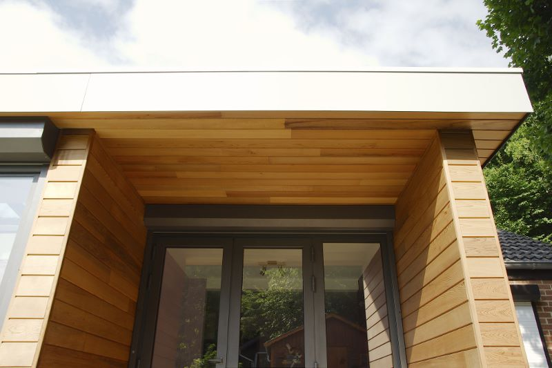 Prix extension maison en bois saint denis design - Extension maison bois prix ...