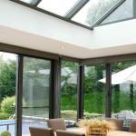 maison avec veranda bois belgique