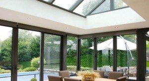 extension veranda bois